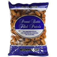 Trader Joe's Peanut Butter Filled Pretzels (2 pk)