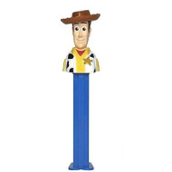 Woody from Toy Story Pez Dispenser by Pez Candy