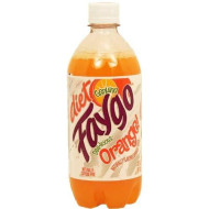 Faygo Diet Orange Soda Pop, Caffeine Free, 20-Fl. Oz. Plastic Bottle