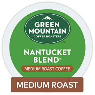 Green Mountain Coffee Nantucket Blend Keurig Single-Serve K-Cup Pods, Medium Roast Coffee, 96 Count
