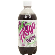 Faygo Diet Grape Flavor Soda, 20-Fl. Oz. Plastic Bottle