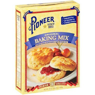 Pioneer Brand Original Biscuit Baking Mix, 40 Ounce