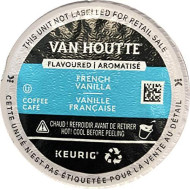 Van Houtte French Vanilla Coffee Keurig K-Cups, 120 Count - Packaging May Vary