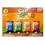 Sun Chips Multigrain Variety Mix, Chips Bags, 30-Count, 45-Ounce
