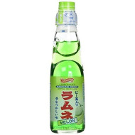 Ramune (Melon Flavor) - 6.76Fl Oz By Shirakiku.