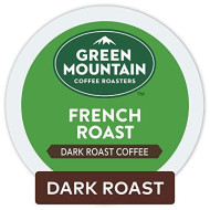 Green Mountain Coffee Roasters French Roast Keurig Single-Serve K-Cup Pods, Dark Roast Coffee, 96 Count