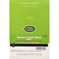 Green Mountain Coffee Vermont Country Blend Decaf, K-Cup For Keurig Brewers, 24-Count (Pack Of 2)