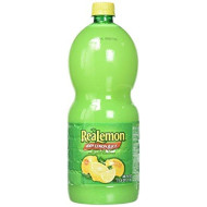 Realemon 100% Lemon Juice, 48 oz