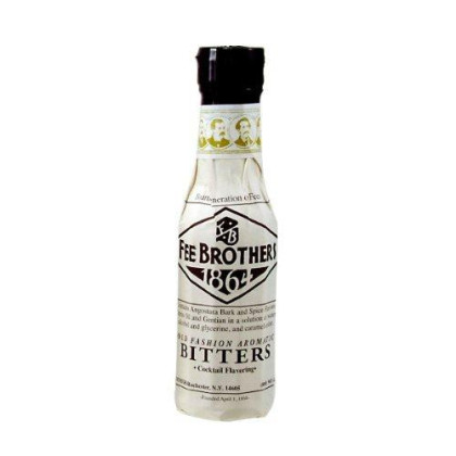 Fee Brothers Old Fashion Aromatic Bitters 5Oz