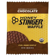 Honey Stinger Organic Waffle, Chocolate, Sports Nutrition, 1.06 Ounce (16 Count)