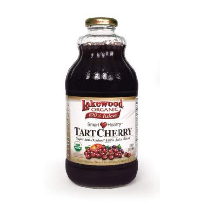 Lakewood Tart Cherry Blend (32 Oz, 6 Pack)