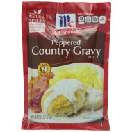 Mccormick Peppered Country Gravy, 2.64 Ounce (Pack Of 6)
