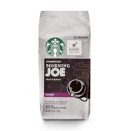 Starbucks Morning Joe Gold Coast Dark Roast Ground Coffee, 12 Ounce (Pack Of 6)