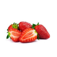 Fresh Frozen Organic Strawberries - Northwest Wild Foods - Healthy Antioxidants Fruit Diet - For Smoothies Pies Jams (4.5 Lb)
