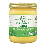 Pure Indian Foods Grass Fed Ghee, 14 Ounce