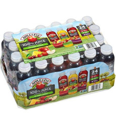 Apple & Eve 100% Apple Juice - 24Count