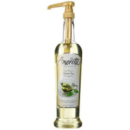 Amoretti Premium Syrup, Green Tea, 25.4 Ounce
