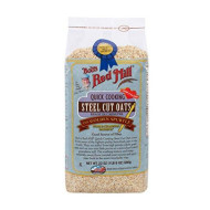 Bob's Red Mill Quick Cooking Steel Cut Oats, 22 Ounce