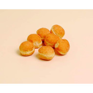 Rich Rolling Pin Donuts Donut Hole Raised Yeast Donut, 0.35 Ounce -- 384 per case.