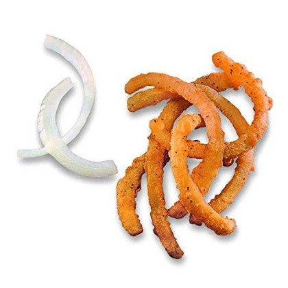 Mccain Moores Battered Onion Straw, 2 Pound -- 9 Per Case.