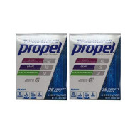 Propel Zero Calorie Nutrient Enhanced Water Beverage Mix 36 Packets (Pack Of 2)
