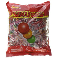 Vero Semaforo Lillipops 40 Units Bag Of 22.6 Oz