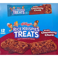 Rice Krispies Treats Big Bar, Double Chocolate Chunk 3 Oz (Pack Of 12)