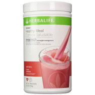 Herbalife Formula 1 Nutritional Shake Mix, Wild Berry Canister, 26.4 Oz