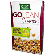 Kashi Go Lean Crunch Cereal , 13.8 Ounces (Pack Of 4)