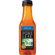 Pure Leaf Sweet Tea, 18.5 Oz (Pack of 12)