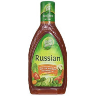 Wish-Bone Russian Dressing, 16 oz (473mL), Pack of 3