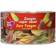 Red Band Zungen Super Sauer Dose