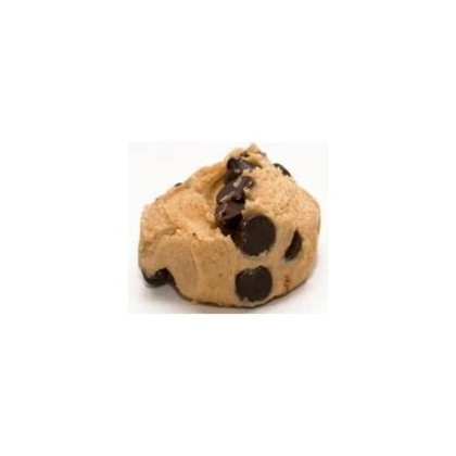 Davids Cookies Chocolate Chip Cookie Dough, 1.33 Ounce -- 252 Per Case.