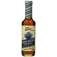 TRES AGAVES Organic Cocktail Ready Agave Nectar for Margaritas - 375 ml