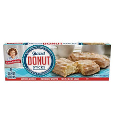 Little Debbie Donut Sticks, 6 Count
