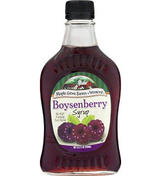 Maple Grove Farms, Boysenberry Syrup, 8.5 Ounce