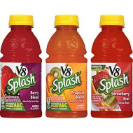V8 Splash Variety Pack - 12/ 16 oz. bottles