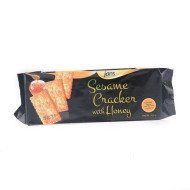 Jans Sesame Cracker with Honey 5.64 oz (Pack of 8)