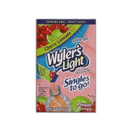 Wyler'S Cherry Limeade Singles To Go 6-Boxes (8 Packets Each Box)