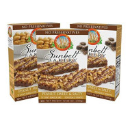 Sunbelt Bakery Peanut Sweet & Salty Chewy Granola Bars, 30 Count