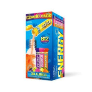 Zipfizz Healthy Energy Drink Mix, Variety Pack, 30-Count (Pack Of 2)