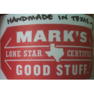 Mark's Lone Star Certified Good Stuff Salsa 16oz Jar (Pack of 3) (Choose Flavor Below) (Original - Medium)