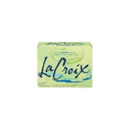 La Croix Sparkling Water, Can, Lime 12 Oz. 12-Count (Pack Of 2)