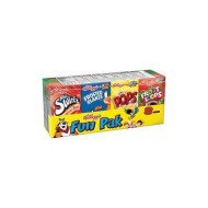 Kellogg'S, Cereal Fun Pak, Variety Pack, 8-Count, Assorted Single Serve, 8.56Oz Box (Pack Of 5)