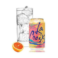 Lacroix Sparkling Water Grapefruit /Pample Mousse, 12 Ounce (Pack Of 3)