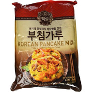 Pancake Mix, Korean Style (2.2 Lb) By Beksul (1)