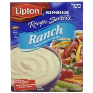 Lipton Recipe Secrets, Ranch Soup & Dip Mix, 2.4 Ounce (Pack Of 12)