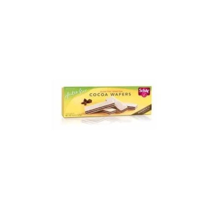 Schar Wafer Cocoa Wf Gluten Free 4.4 oz (pack of 4)