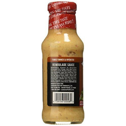 Louisiana Fish Fry Remoulade Sauce 10.5 Oz. (Pack Of 2)