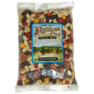 Trader Joe'S Rainbow'S End Trail Mix - Chocolate, Peanuts, Raisins, And Almonds (1 Pack, 16 Oz.)